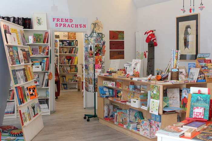Jakob writes - Top Five Expatriate Bookshops in Berlin
