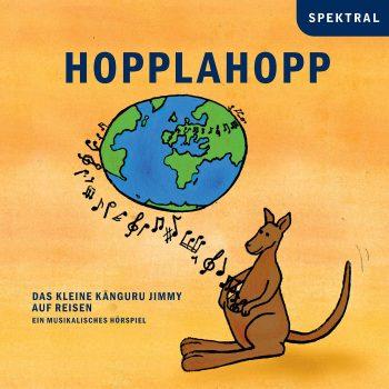 Jakob writes - Hopplahopp - Jimmy kangaroo - cover