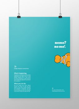 Jakob writes - How To Stand Out With Great Poster Design - Nemo No Mo