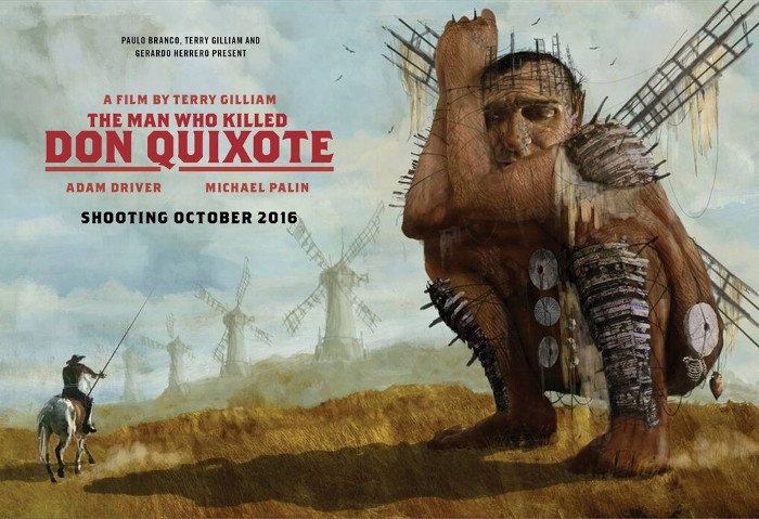 Jakob writes: The Man Who Killed Don Quixote
