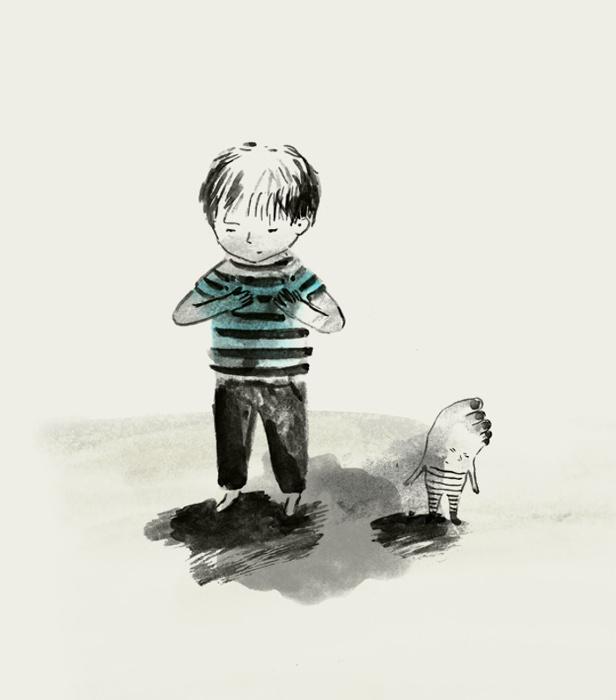 Jakob writes - The Sock Monster
