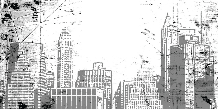 NYC Impressions skyline