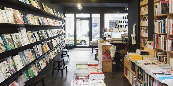 Jakob writes - Top Five Expatriate Bookshops in Berlin